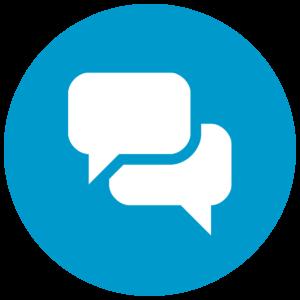 customer testimonial icon