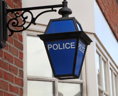 police station representation