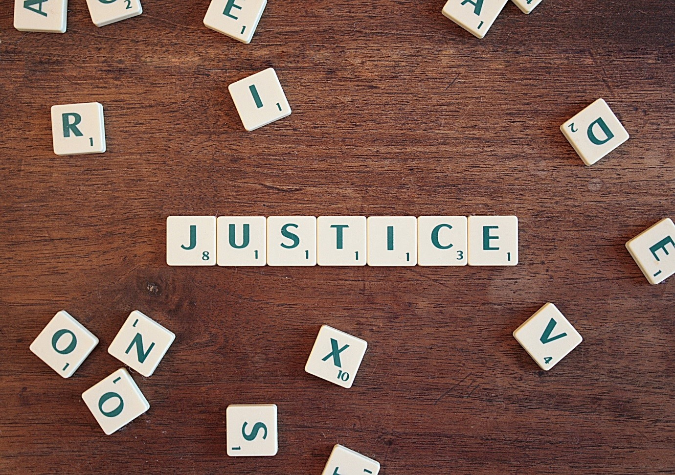Justice with barristers on strike