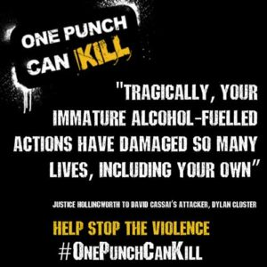 One punch can kill