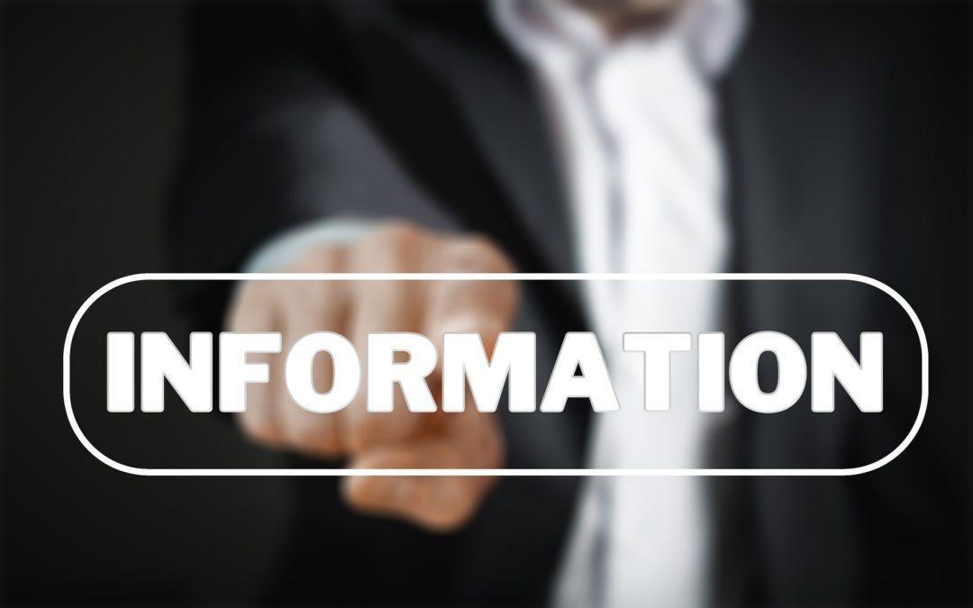 Does Providing Information Reduce A Sentence?