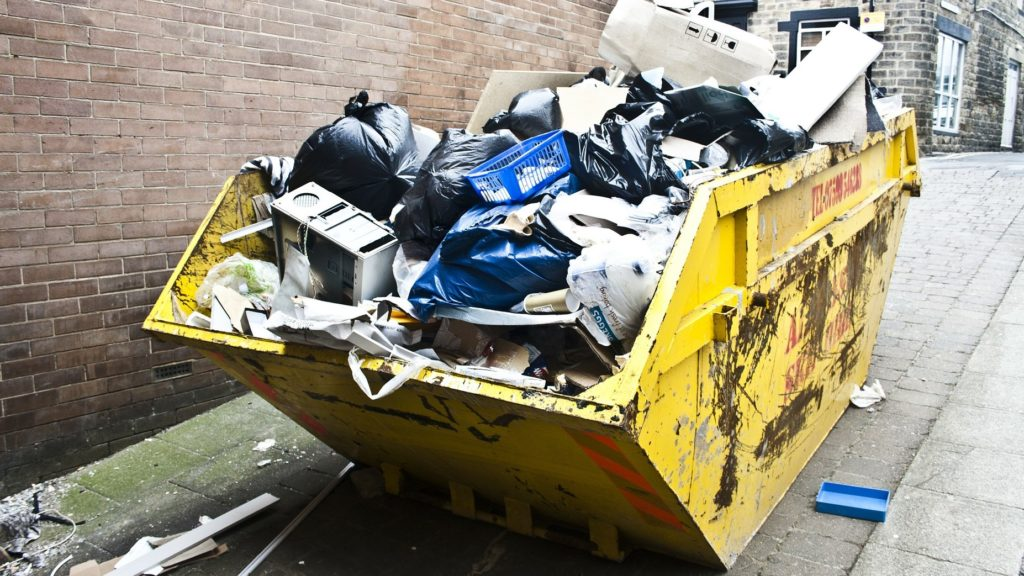 Fly tipping law - what is classed as fly tipping