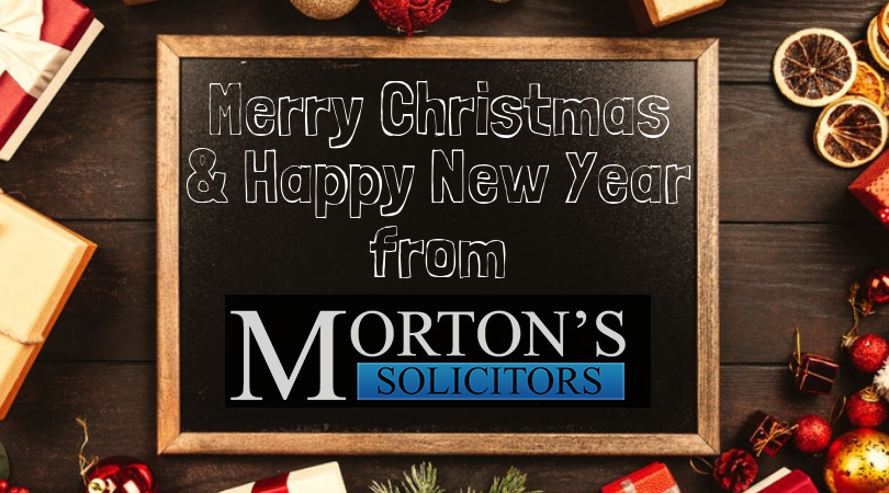 Merry Christmas - Xmas opening Hours at Mortons Solicitors