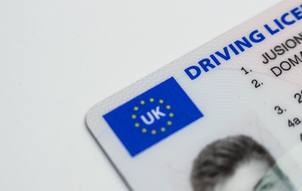 failure to provide driver details