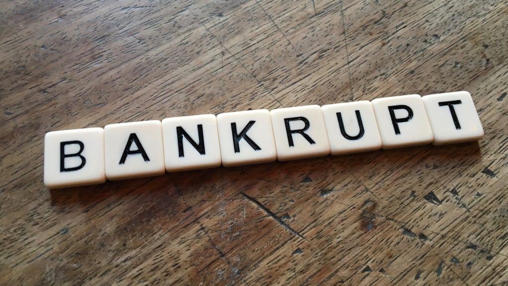 legal implications of Bankruptcy