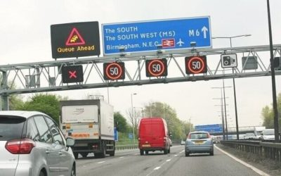The Motorway X-Factor – Closed Lane Cameras To Be Introduced
