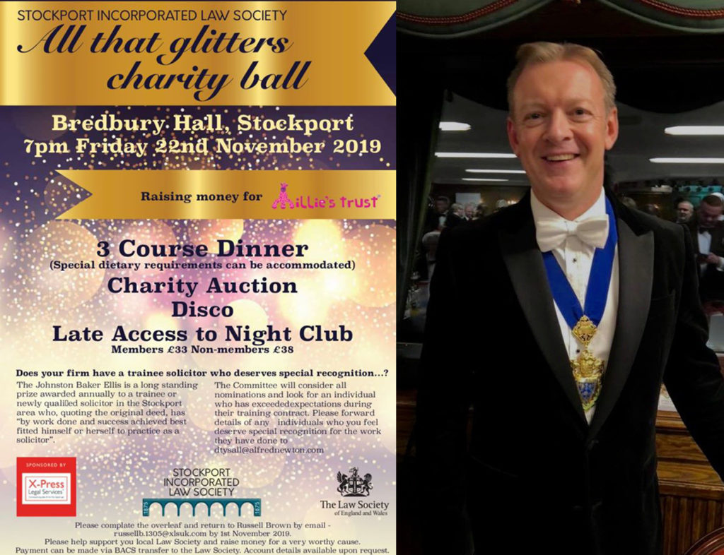 Stockport Law Society Charity Event