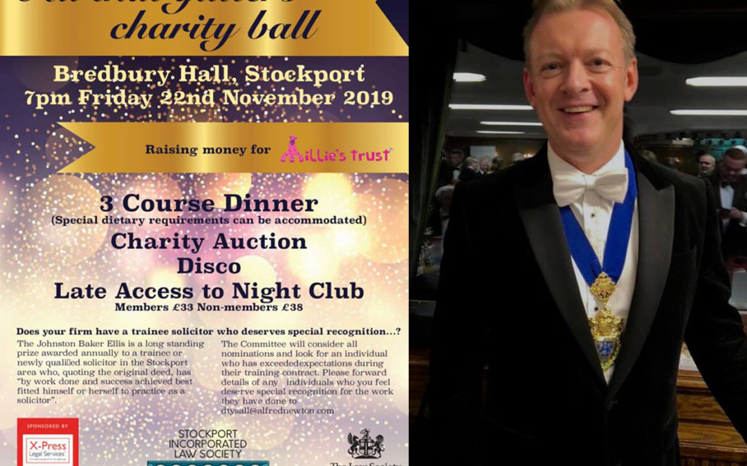 The Stockport Incorporated Law Society 1875 Charity Ball