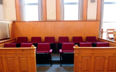 Can a deaf person serve on a jury?