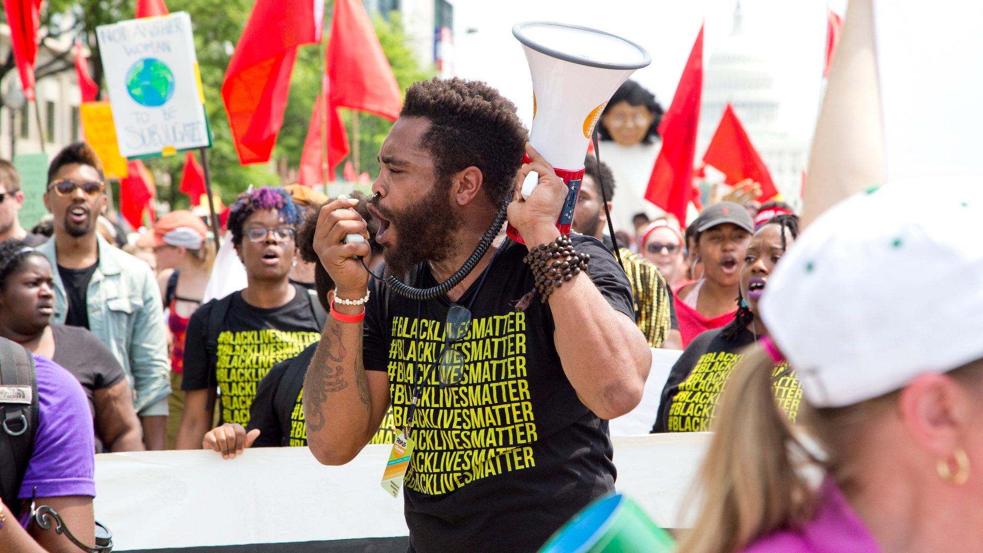black lives matter protests and Public Order Act