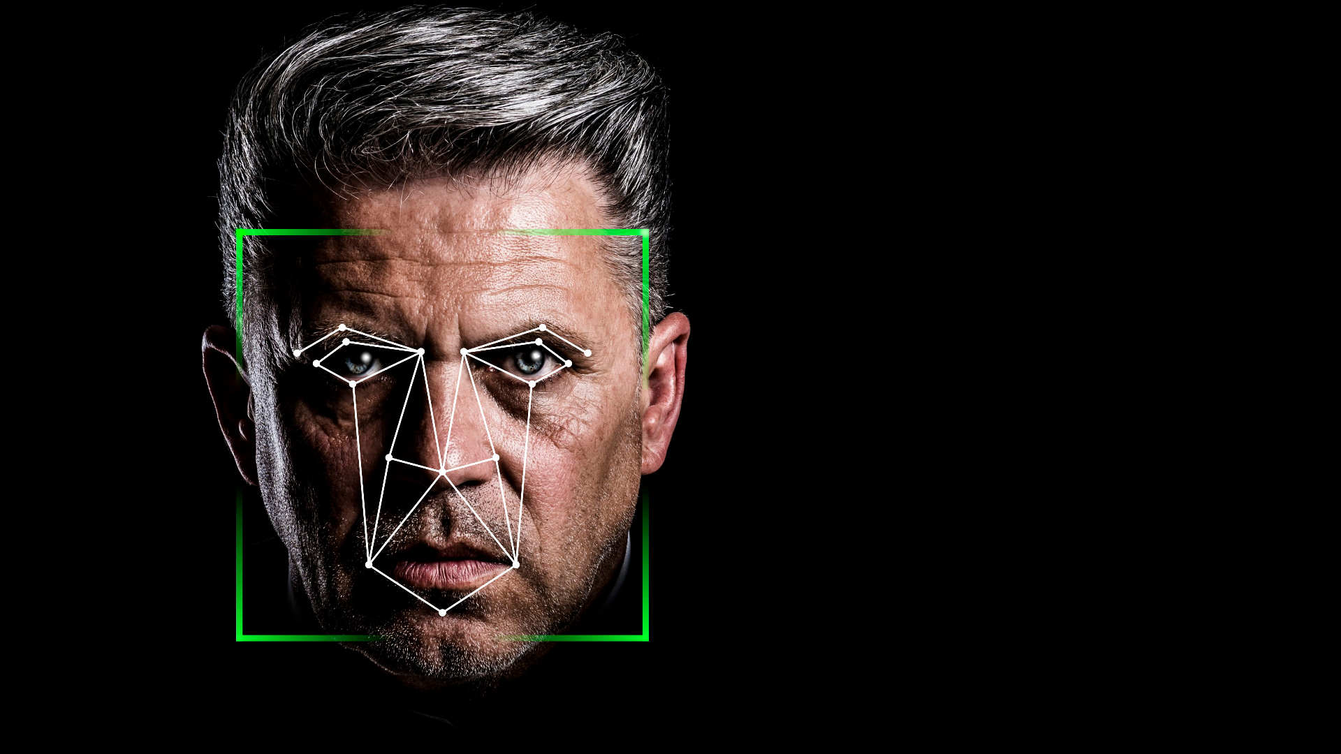use of face recognition software