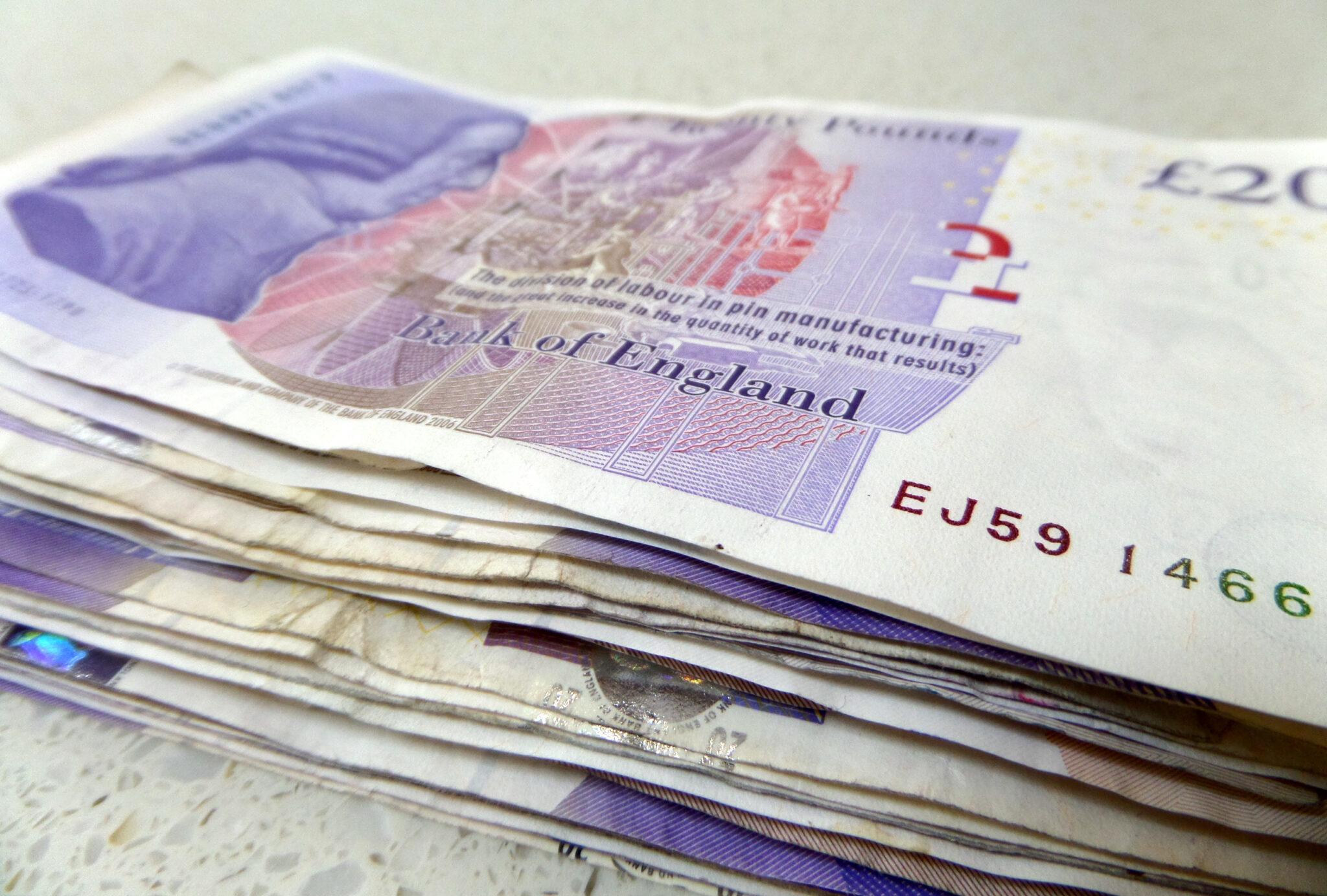 Seizure of cash - crime proceeds